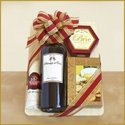 Wine & Cheese Classic Gift