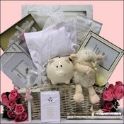 Neutral Baby Gift Baskets USA
