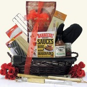 BBQ Grilling Gourmet BBQ Gift Basket