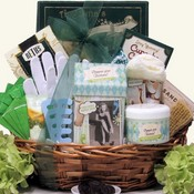 Beautiful Hands & Feet Mother's Day Spa Gift Basket