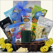 Celebrate a Sugar Free Happy Birthday Gift Basket