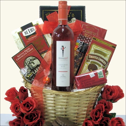 Keeping It Skinny Wine Gift