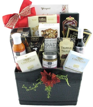 Delightfully Gourmet Gift Basket