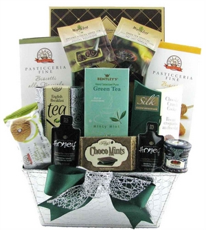 Tea Extreme Gift Basket