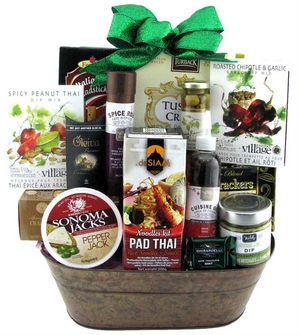 Let's Go International Gourmet Foods Gift