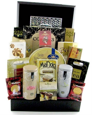 Just Deluxe Teas & Tea Chest Gift