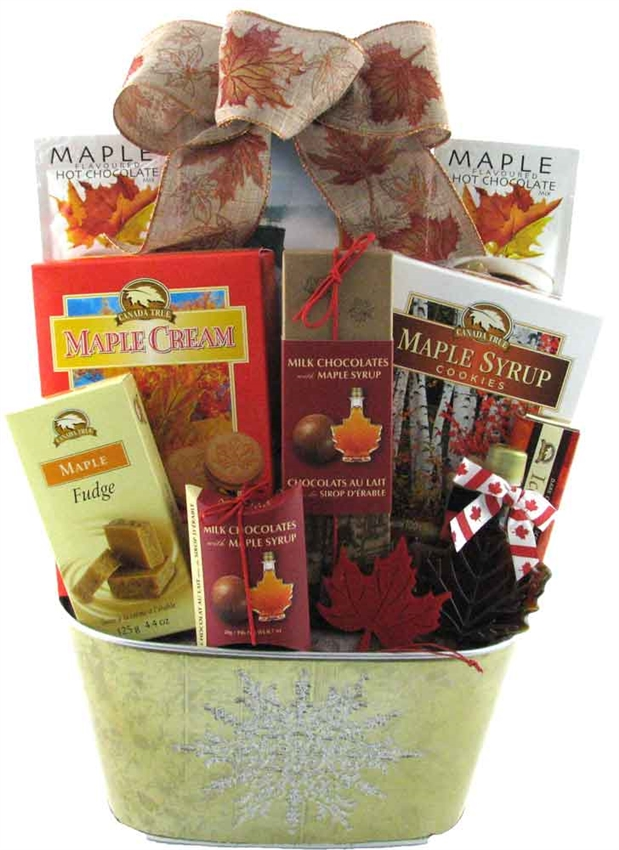 Canadiana Maple Sweets & Treats