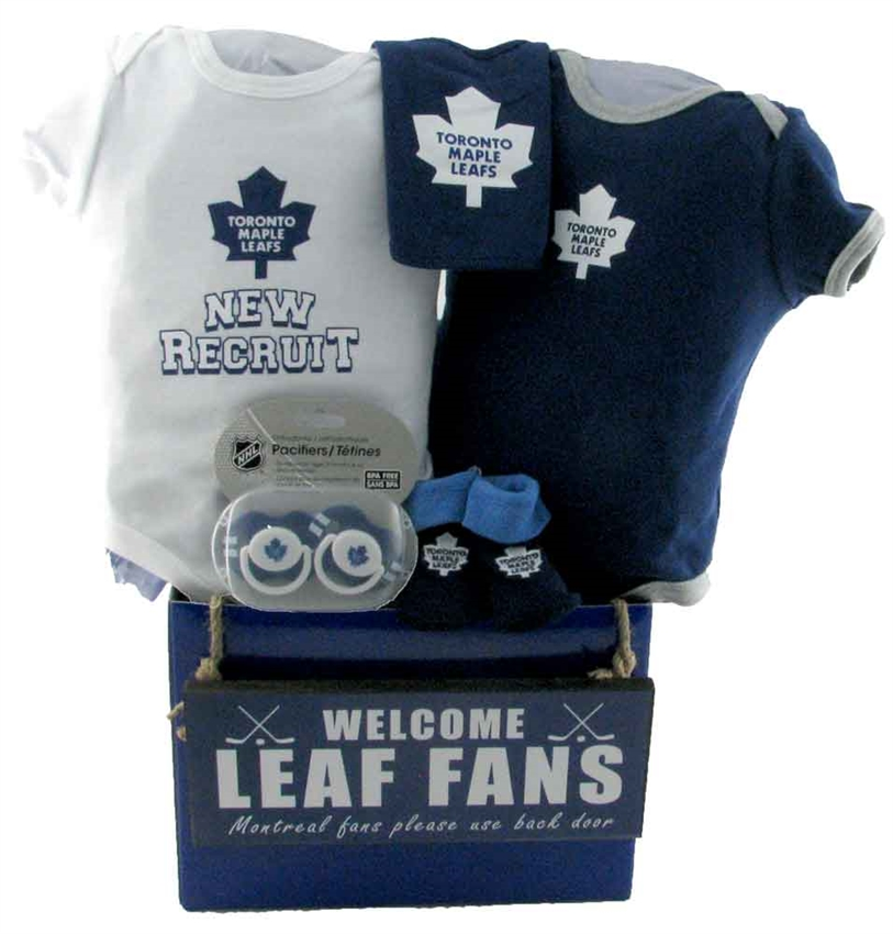 Toronto Maple Leafs First Fan