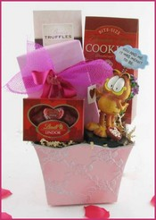 You And Me ~ Meant To Be Valentine's Day Gift Basket