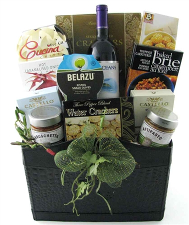 Be At The Bistro Wine Gift
