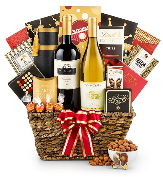 Wine Tasters Select Gift ~ 2 Wines
