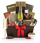 Champagne and Chocolates Celebration