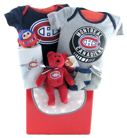 Montreal Canadians Hockey Gift