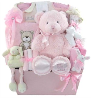 Fabulous First Girls Teddy ~ Deluxe