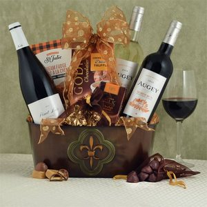 Bordeaux Plus Wine Basket
