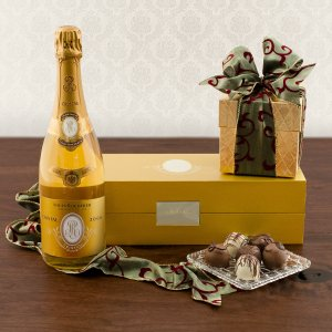 Louis Roederer Cristal Champagne & Truffles