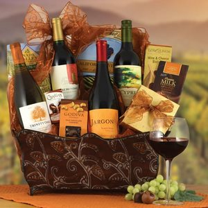 California Valley 4 Wines Gift