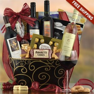 Old Country Italia 4 Wines Gift