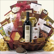 1 Bottle Wine Baskets USA
