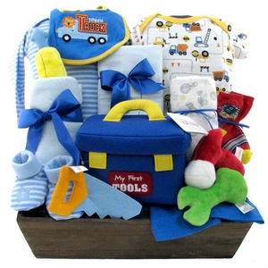 Baby Boys Gift Baskets Canada