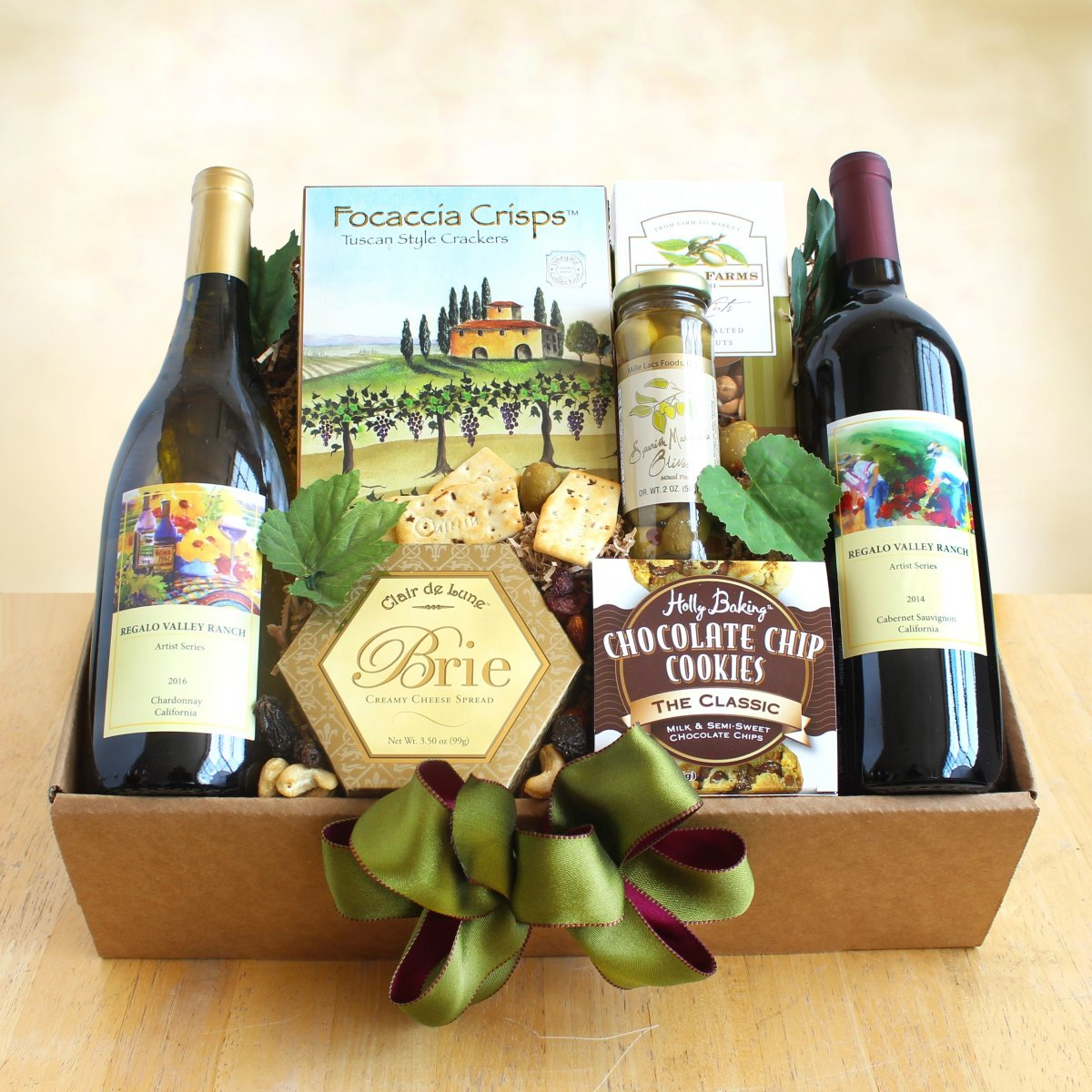 Wine Fancies Gift Box