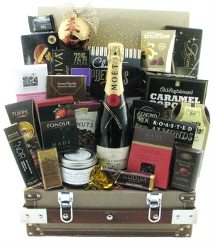 Champagne Gift Baskets Canada