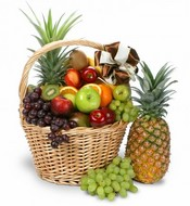 Same Day Delivery Fruit Gifts USA